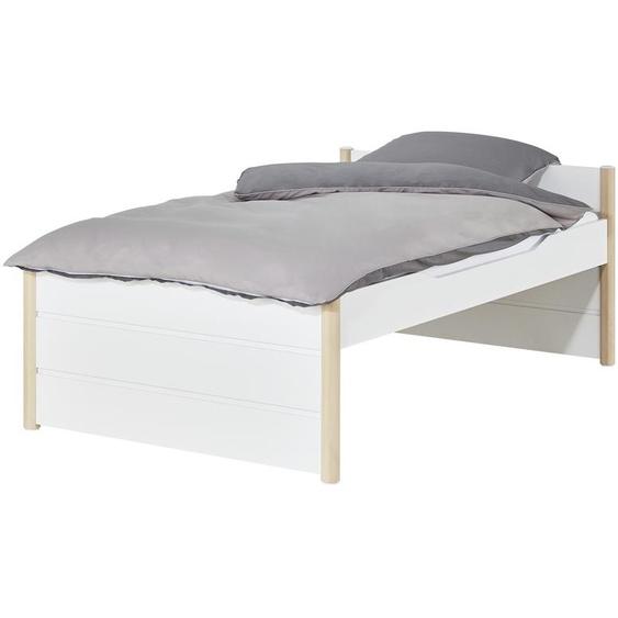 PAIDI Kojenbett  Ylvie - weiß - 128,7 cm - 81,8 cm | Möbel Kraft