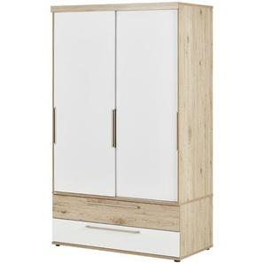 PAIDI Schiebetürenschrank  Fionn | weiß | 123,6 cm | 206,9 cm | 63,9 cm | Möbel Kraft