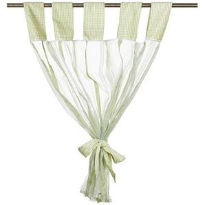 PAIDI Vorhang-Set Kleine Fee | grün | Möbel Kraft