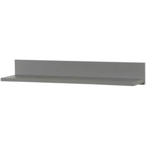 PAIDI Wandregal  Kalea | grau | 90 cm | 13,9 cm | 21,6 cm | Möbel Kraft