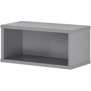 PAIDI Wandregal  Sten | grau | 40 cm | 18,5 cm | 18,7 cm | Möbel Kraft