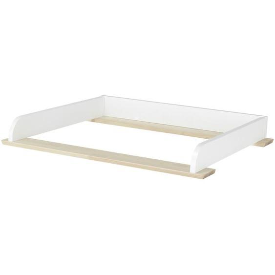 PAIDI Wickelaufsatz  Ylvie - weiß | Möbel Kraft