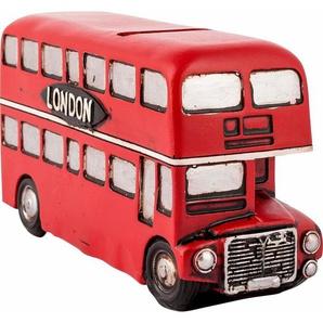 Home affaire Aufbewahrungsbox »Doppeldecker-Bus«