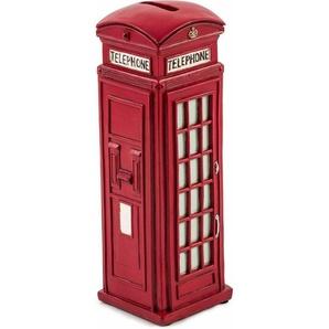 Home affaire Aufbewahrungsbox »Telefonzelle«