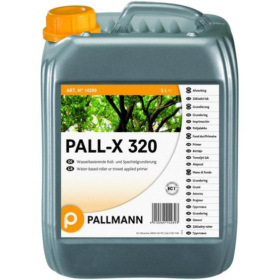 Pall-X 320 Parkettgrundierung 10 L - SALE