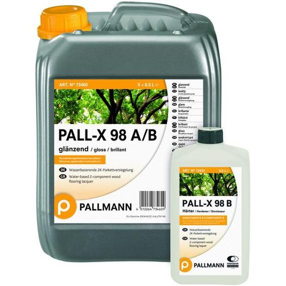 Pall-X 98 Gold Parkettversiegelung halbmatt 5,5 L - SALE