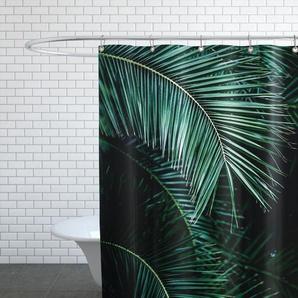Palm Leaves 9 - Duschvorhang