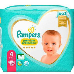 Unterschied Pampers