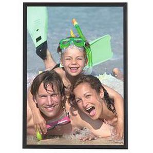 PAPERFLOW Bilderrahmen schwarz 21,7 x 30,4 cm