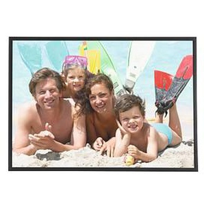 PAPERFLOW Bilderrahmen schwarz 42,7 x 30,4 cm