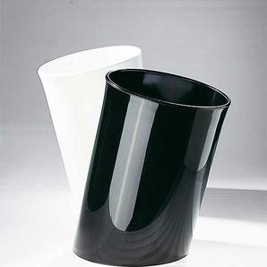 Papierkorb In Attesa Klein & More weiß, Designer Enzo Mari, 41 cm