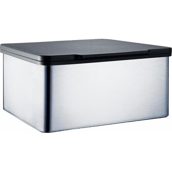 Papiertuchbox »MENOTO«, silber, Material Edelstahl / Kunststoff, blomus