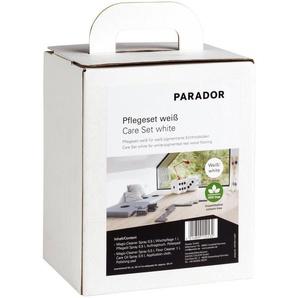 PARADOR Set: Bodenpflege für weiß pigmentierte Echtholzböden
