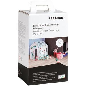 PARADOR Set: Bodenpflege für elastische Bodenbeläge, matt
