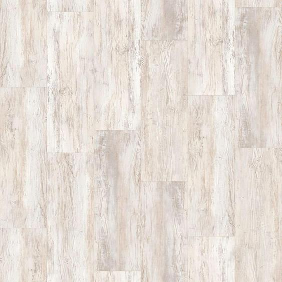 Parador Designboden Weiß, Braun per Paket , Kunststoff , 22.5x0.53 cm