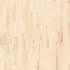 PARADOR Parkett »Basic Rustikal - Bergahorn, weiß lackiert«, 1080 x 185 mm, Stärke: 11,5 mm, 2,2 m²