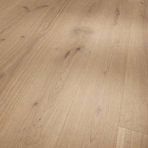 PARADOR Parkett »Basic Rustikal - Eiche weiß, lackiert«, 2200 x 185 mm, Stärke: 11,5 mm, 4,07 m²