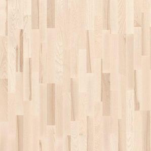 PARADOR Parkett »Classic 3060 Living - Esche weiß, lackiert«, 2200 x 185 mm, Stärke: 13 mm, 3,66 m²