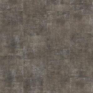 PARADOR Packung: Vinylboden »Basic 2.0 - Fliese Mineral Black«, 611 x 305 x 2 mm, 4,1 m²
