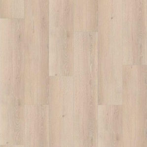 PARADOR Packung: Vinylboden »Basic 4.3 - Eiche Skyline Weiss«, 1216 x 219 x 4,3 mm, 2,4 m²