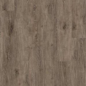 PARADOR Packung: Vinylboden »Classic 2050 - Eiche Vintage Grau«, 1217 x 219 x 5 mm, 2,1 m²
