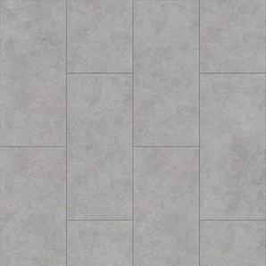 PARADOR Packung: Vinylboden »Trendtime 5.50 - Beton Grau«, 904 x 396 mm, Stärke 5 mm, 2,1 m²