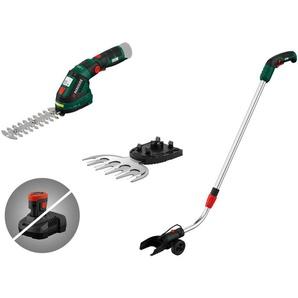 PARKSIDE® Akku Gras- und Strauchschere »PGSA 12 A1«, ohne Akku und Ladegerät