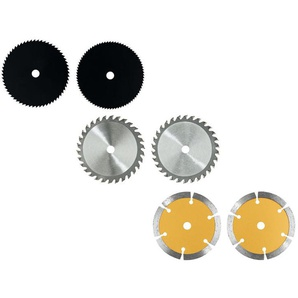 PARKSIDE® Tauchsägeblatt Set, 6-teilig, 89 mm Durchmesser