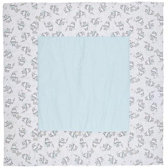 Patinio Krabbeldecke , Mehrfarbig , Textil , Tier , 150x150 cm