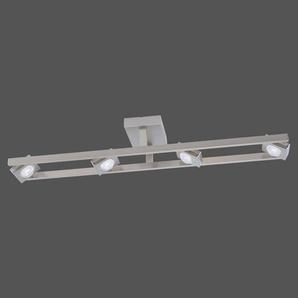 Paul Neuhaus LED Deckenleuchte »Q - FISHEYE«, LED Deckenleuchte Up&Down Spotleiste Smart Home RGB+W