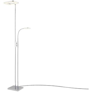 Paul Sommerkamp Leuchten LED-Deckenfluter ¦ silber ¦ Maße (cm): B: 25 H: 180 T: 25