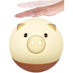 Pauleen Nachttischlampe »Good Night Pig«, Schwein