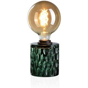 Pauleen Tischleuchte »Crystal Magic«, Grün, Glas