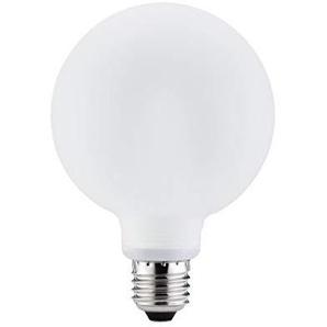 Paulmann 880.56 Energiesparlampe Globe Ø100mm 10W E27 Satin weiß  88056 Leuchtmittel