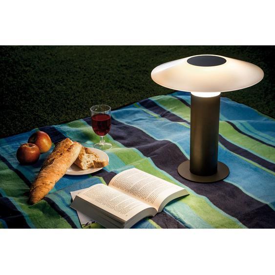 Paulmann LED-Außenleuchte Portino inkl. Akku Anthrazit