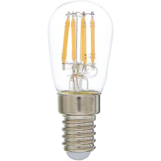 Paulmann LED-Birnenlampe klar 2 W Ø 26 x 65 mm