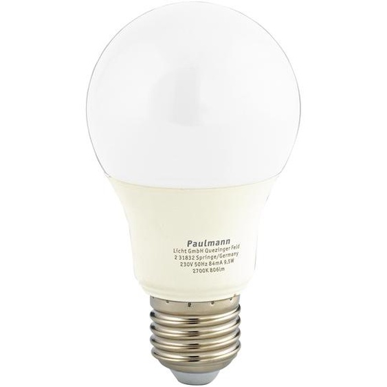 Paulmann LED-Lampe E27 9,5 W