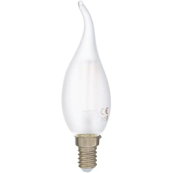 Paulmann LED-Lampe Kerze satiniert 4,5 W Ø 35 x 120 mm