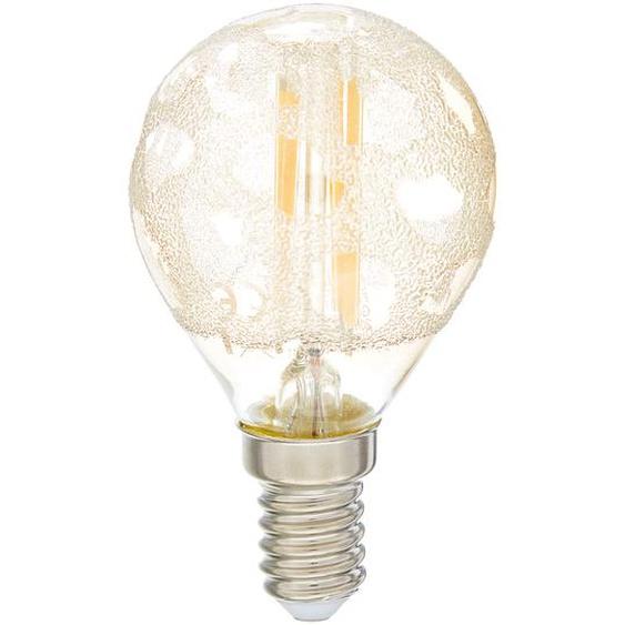 Paulmann LED-Lampe Tropfen Krokoeis/Gold 4,5 W Ø 45 x 78 mm