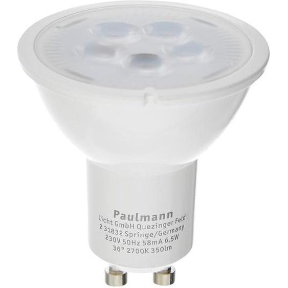 Paulmann LED-Reflektorlampe weiß 6,5 W Ø 51 x 54 mm