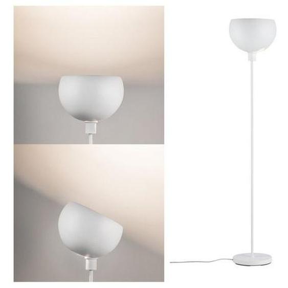 Paulmann LED Stehlampe »Gambia Weiß matt max. 60W E27«