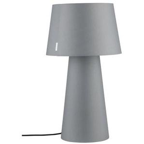 Paulmann LED Stehlampe »Kelt mit Stoffschirm und -fuß Grau, max. 20W E27«