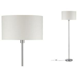 Paulmann LED Stehlampe »Tessa Creme/Eisen gebürstet max. 60W E27«