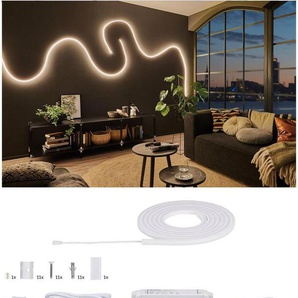 Paulmann LED-Streifen »MaxLED Flow Basisset 3m Warmweiß 37W«