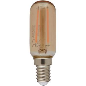 Paulmann LED Vintage Röhre 2 W E14 230 V Gold warmweiß
