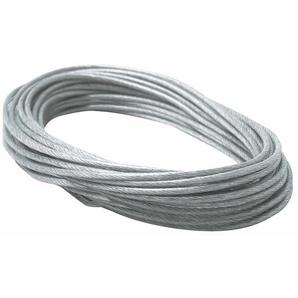 Paulmann Seil-Zubehör Spannseil isoliert 12 m 4 mm²