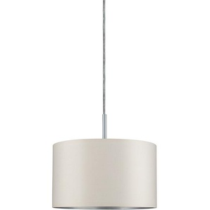 Paulmann URail Lampenschirm DecoSystems Tessa Ø 25,5 cm Creme