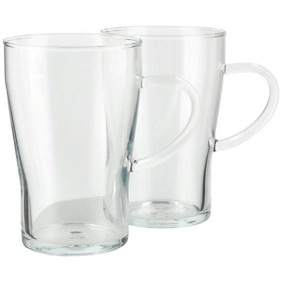 Peill+Putzler 2er Set Tee- / Kaffeegläser Orion  Buon Giorno | Borosilikatglas |