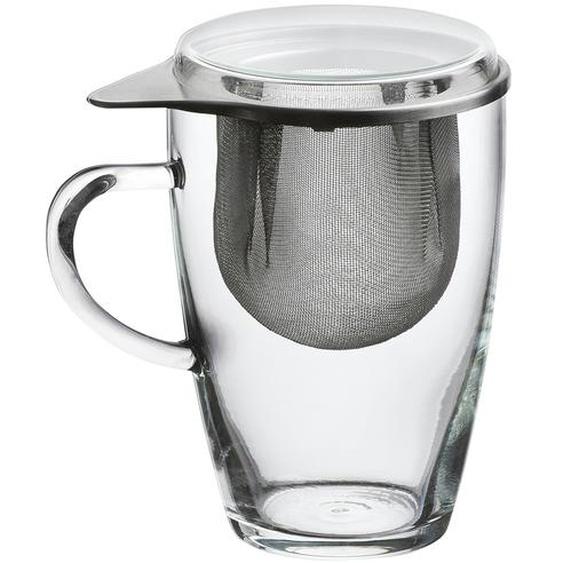 Peill+Putzler Teeglas Lyra  Buon Giorno | transparent/klar | Borosilikatglas |