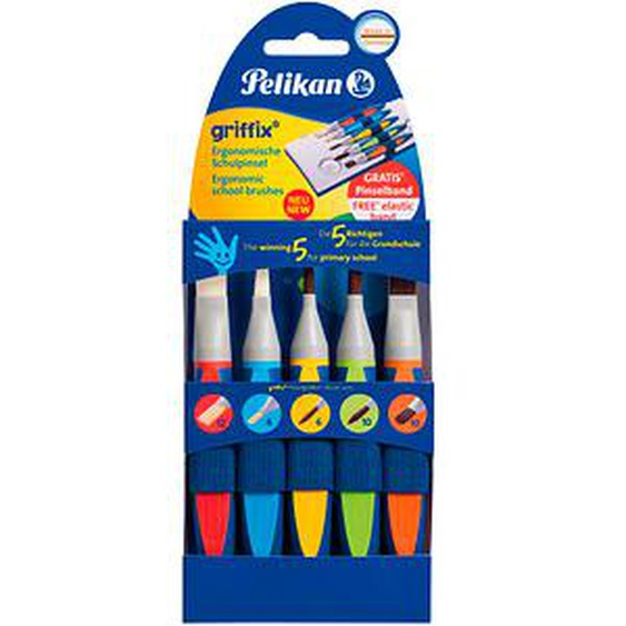 Pelikan griffix Pinsel-Set 6-teilig